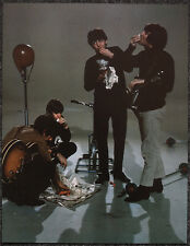 THE BEATLES POSTER PAGE . 1965 I FEEL FINE PROMO SHOOT FISH & CHIPS VERSION .V11