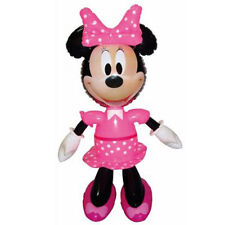 49cm Minnie Mouse Inflatable Soft Balloon Toy Large Disney Clubhouse Figure