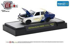 1:64 M2 Machines *AUTO-JAPAN WALMART* GOODYEAR 1969 Nissan Bluebird 1600 SSS NIB