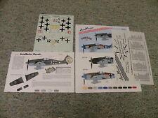 AeroMaster  decals 1/48 48-233 Rammjagers Part III    A50