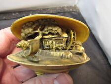 Japanese Clam Shell Diorama