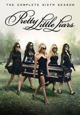 Pretty Little Liars Complete Season Six 6 R4 DVD
