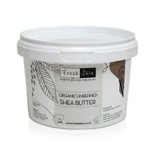 500g Shea Butter Organic - Unrefined, Cold Pressed, 100% Pure, Raw & Natural