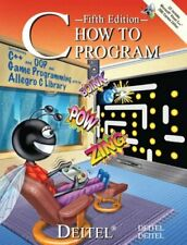 C How to Program by Deitel, P. J.