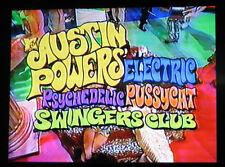 Austin Powers Electric Pussycat Swingers Club 1997 Dvd - Mike Myers