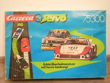 Racing Set - Carrera Servo 75300 in Box *30222
