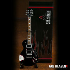 Axe Heaven James Hetfield Signature Black Truckster Miniature Guitar & Stand