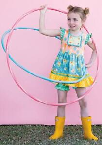 Matilda Jane - Balloon Play Tunic - Girls Size 4 - NWT