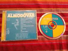 LAS CANCIONES DE ALMODOVAR CD EL DESEO LA LEY DEL DESEO TACONES LEJANOS KIKA