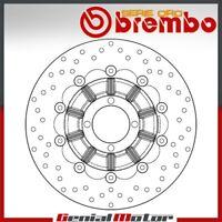 Bremsscheibe Schwimmend Brembo Serie Oro Vorne fur Bmw R 80 Pd 800 1991 > 1995