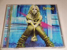 CD Britney Spears: BRITNEY [ECD](2001 Jive (Canada)) Pop Rock UPC012414421821