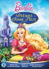 Barbie Dreams Come True (DVD) [2017]