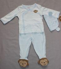 Child Of Mine 3 piece set Monkey size 3 months 000 BNWT