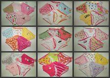 NWT Gymboree Girls Panties Underwear 3 pairs pack Fair Isle reindeer Geo