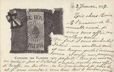 ✚889✚ German Field Postcard Feldpost WW1 131ST LOTHARINGIAN INFANTRY REGIMENT