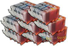 32 Canon PGI-5 CLI-8 Compatible Ink Cartridges PGI-5Bk