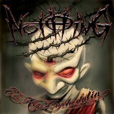 Nothing,Jeffrey - New Psychodalia (2011, CD NEUF)