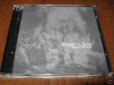 """BENIGHTED IN SODOM """"Plague Overlord"""" CD paria sargeist"""