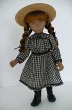 SASHA ANNE OF GREEN GABLES PATTERN