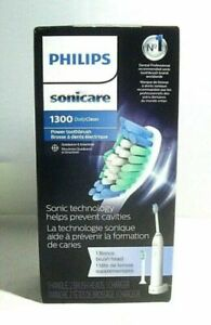 New Philips Sonicare 1300 DailyClean Rechargeable Electric Toothbrush HX3412/04