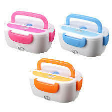 Multifunctional Electric Warmer Lunch Box - Pink