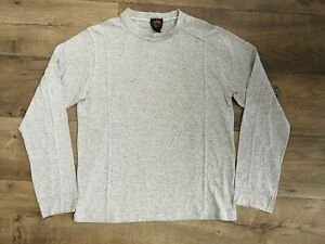 Alpha Industries Tshirt Jersey Coton Manches Longues Vintage 90/00S Taille M