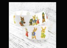 "Peter Rabbit Ribbon 1m long 1"""