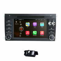 For Porsche Cayenne 2003-2010 Android 9.0 Stereo Car DVD Player GPS Nav Radio 7""