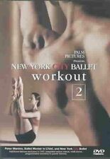 Artist Not Provided-new York City Ballet Workout 2 (us Import) DVD