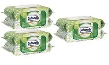 Cottonelle GentlePlus Flushable Wipes with Aloe & Vitamin E, 42 Count x 6 = 252