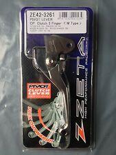 KAWASAKI  KXF 250  KXF250  2005-2017  ZETA PIVOT 3 FINGER CLUTCH LEVER