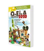 Der brandneue O-Ei-A Figuren 2020 - Figuren, Puzzle uvm. auf 624 Seiten! NEU!!!