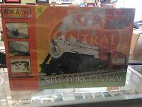 Rail King New York Central 2-8-0 Steam R-T-R Train Set 30-4102-0 New In Box