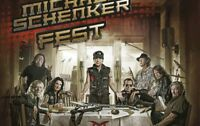 MICHAEL SCHENKER - Resurrection  CD +  DVD