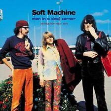 Soft Machine - Man In A Deaf Corner: Anthology 1963 - 1970 (2015)  2CD  NEW