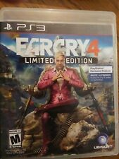 FarCry 4: Limited Edition Playstation 3 PS3 Game Tested