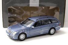 1:18 Kyosho Mercedes E-Klasse T-Modell blue DEALER NEW bei PREMIUM-MODELCARS