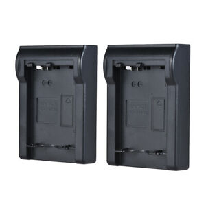 Andoer 2pcs NP-FW50  Plate for Neweer Andoer Dual/Four Channel E3K6