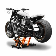 Ascenseur hydraulique moto moto ciseaux jack table élévatrice paddock stand RB