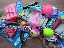 Dog owners surprise box. Minimum of 5 new dog items, toys, leads etc, lucky dip.