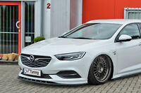 Spoilerschwert Frontspoiler Cuplippe aus ABS Opel Insignia B OPC Line mit ABE