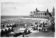 BR11667 ostende la digue  belgium real photo