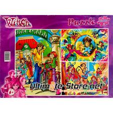PUZZLE Disney Witch – 3 x 100 pièces – 33,6 x 23,5 cm