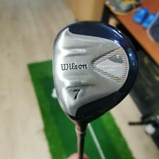 left hand golf club set Wilson 7 wood