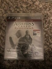 Factory SEALED Assassin's Creed: Revelations + original Assassins Creed for PS3