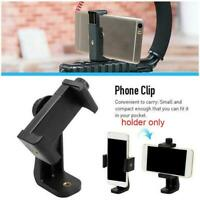 Tripod Mount Adapter Stand Clip Bracket Holder Monopod for Camera Mobile Phone