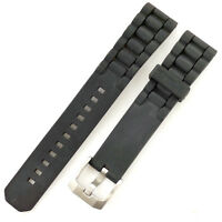 TAG HEUER 16MM BLACK RUBBER STRAP FOR FORMULA 1 WATCH