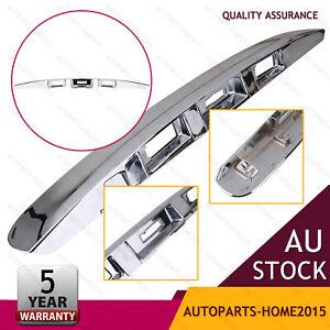 Tailgate Handle Garnish Cover NO Camera Hole Chrome For Nissan Dualis J10 ST/STL