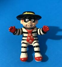 PVC Character Party Supply McDonald/'s Happy Meal Toy Fast Food Toy Hamburglar Toy Figure Cake Topper