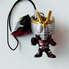 1 BANDAI Masked Kamen Rider Dragon knight Ryuki Figure keychain Phone STRAP